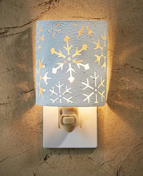 Snowflake Night Light, SALE!
