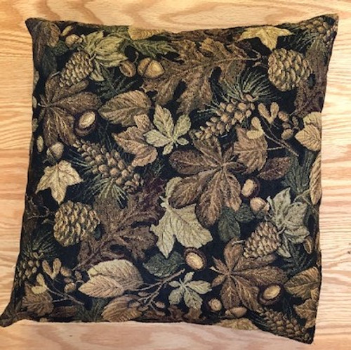 Woodland Forest Tapestry Pillow