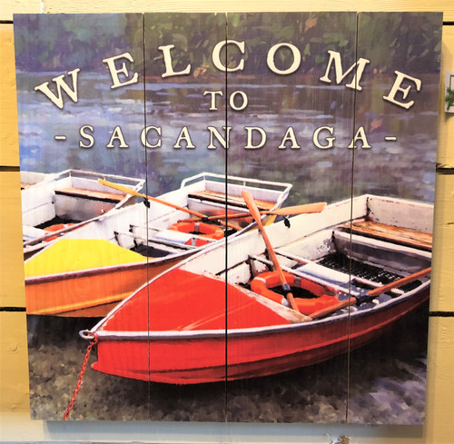 Welcome to Sacandaga Sign