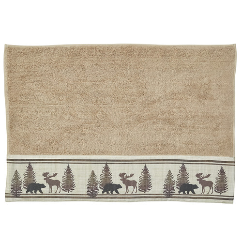 Black Forest Bath Mat