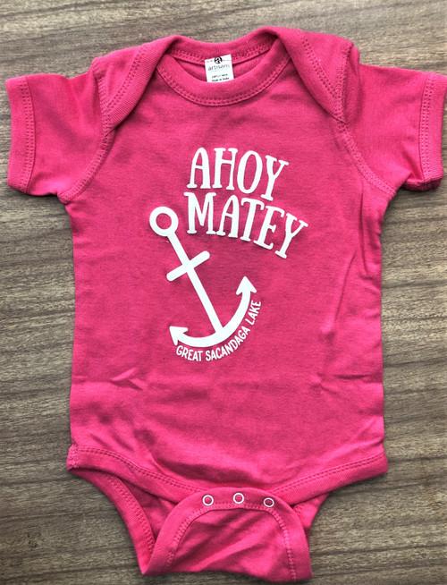 Ahoy Matey Pink Creeper
