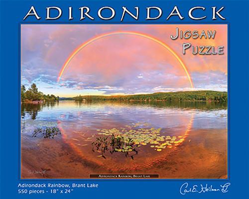 Adirondacks Rainbow Puzzle