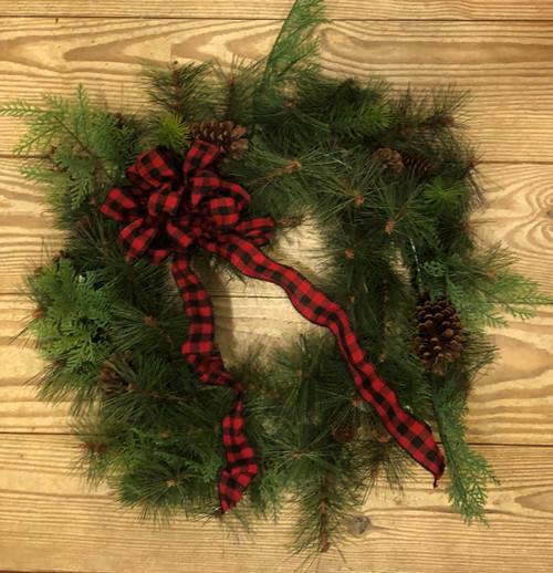 Classic Pine Wreath