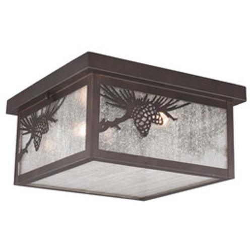 Whitebark Ceiling Light