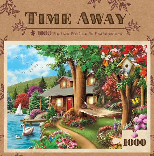 Around The Lake Puzzle