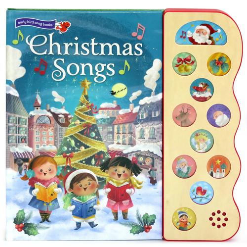 Musical Book - Christmas Songs