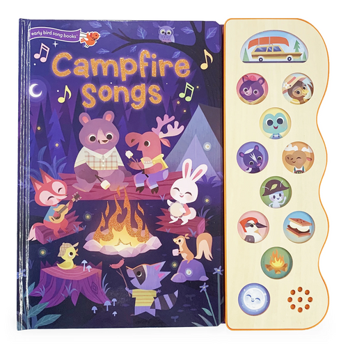 Musical Book - Campfire Songs