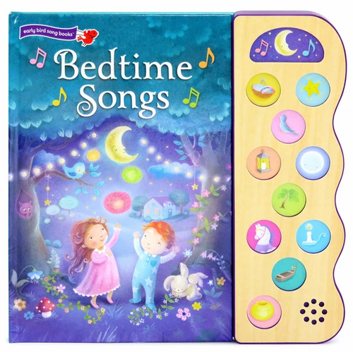 Musical Book - Bedtime Songs