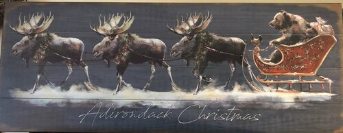 Adirondack Christmas