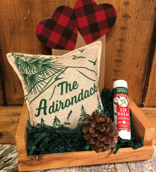 Adirondack Balsam and Balm Crate