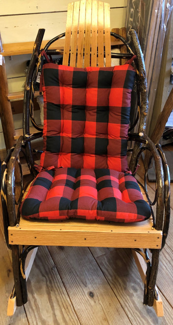 Buffalo Check Rocker Cushion Set