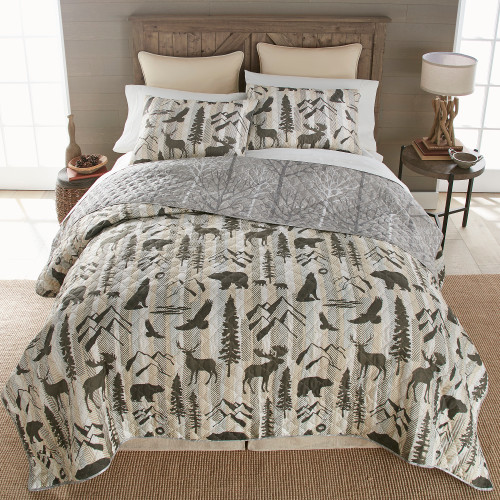 Forest Weave Bed Sets - options available