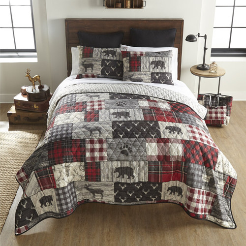 Timber Bedding Sets - options available