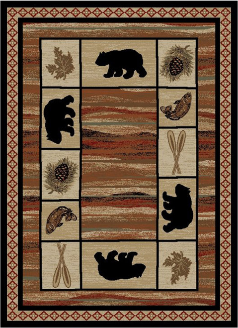 Vogel Rug - Options available