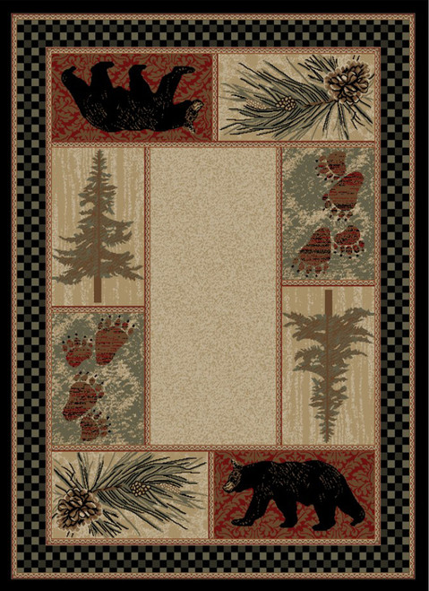 Cade's Cove Rug - Options available