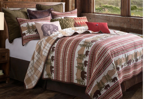 Bear Trail Bedding Sets