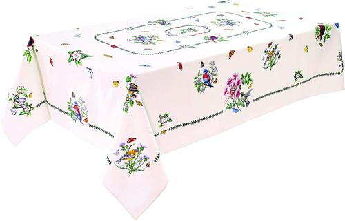 Botanical Birds Tablecloths
