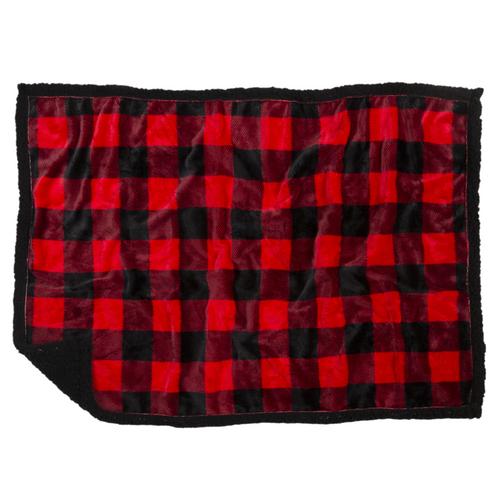 Lumberjack Plaid Dog Blanket