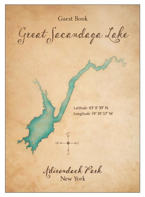 Great Sacandaga Lake Guest Book