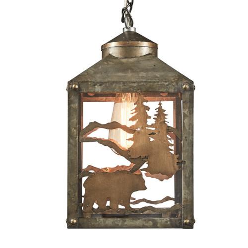 Forester's Pendant Light
