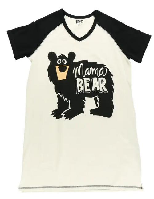 Mama Bear Nightshirt