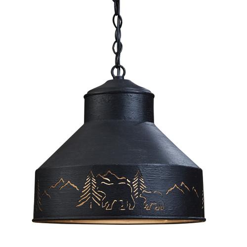 Bear Country Pendant Lamp