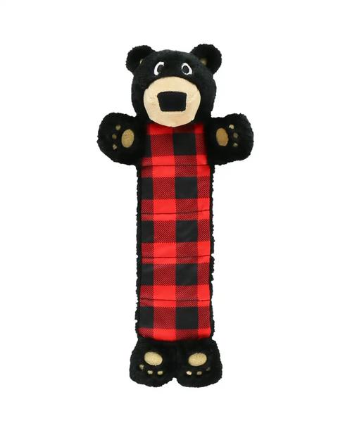 Black Bear Dog Toy