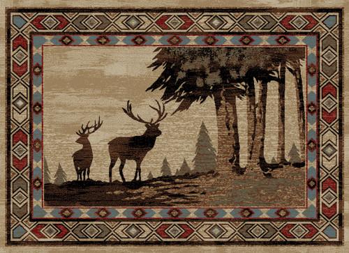 Deer River Rug