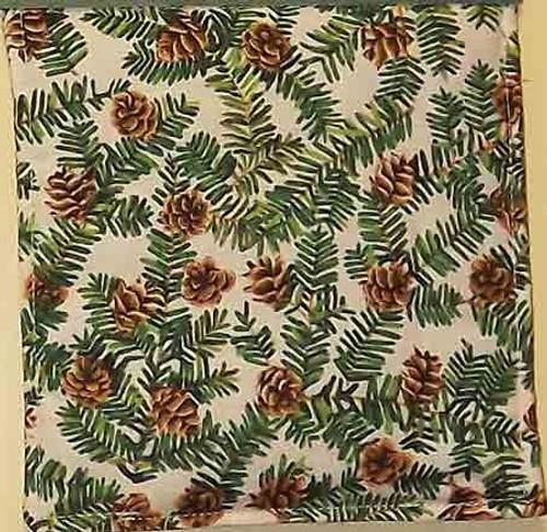 Pine Cone Mug Mats