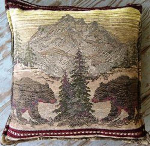 Bear Mountain Balsam Pillow