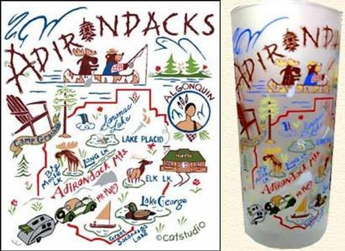 Adirondack Glasses