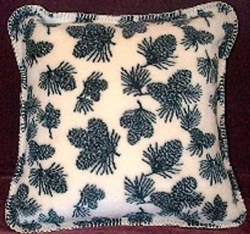 Pinecone Pillow