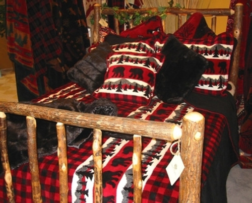 Black Bear Bedding  - options available