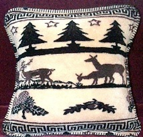 Deer Haven Pillow