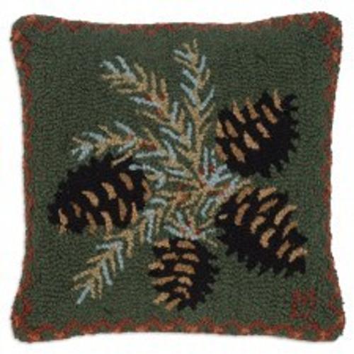 Diamond Pine Pillow