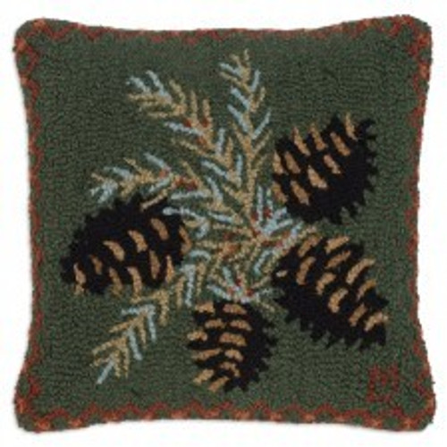 Diamond Pine Pillow
