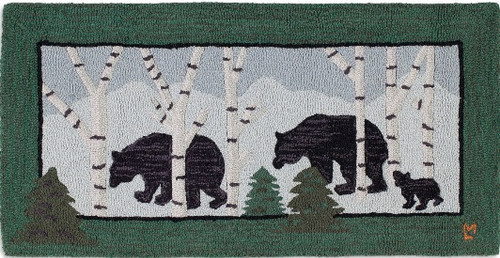 Three Bears Rug
