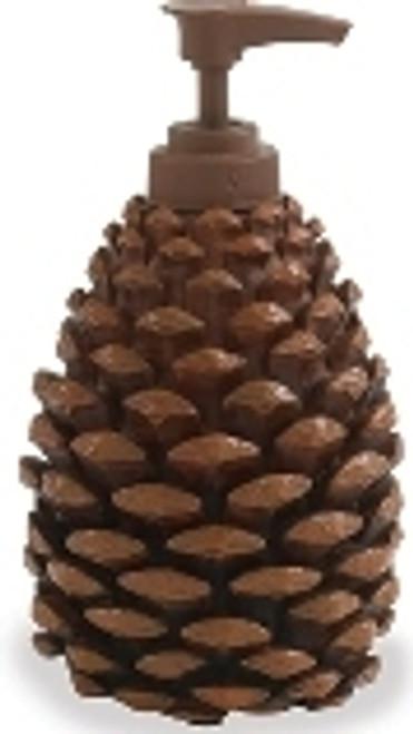 Pine Cone Soap/Lotion Dispenser