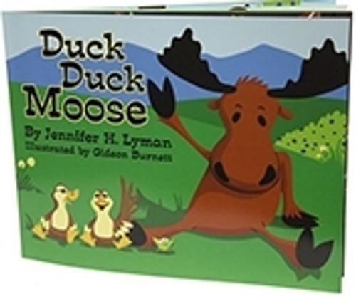Duck Duck Moose Book