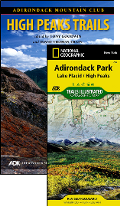 ADK Mt. Club - High Peaks Region Trail Guide