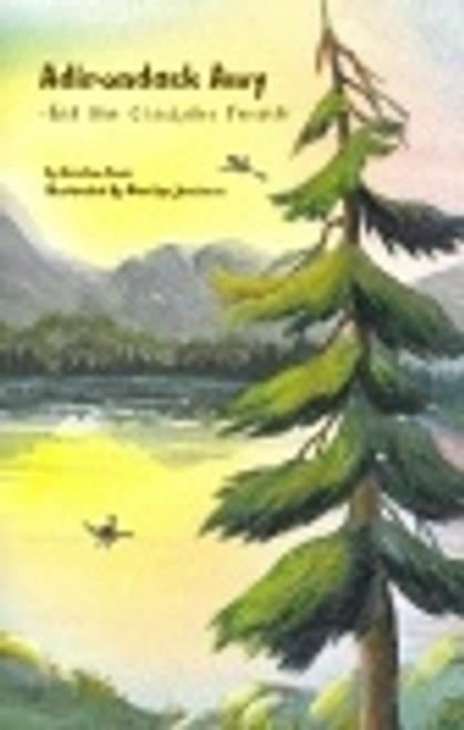 Adirondack Amy and her Chickadee Friends