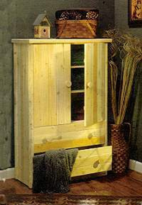 Cedar Armoire