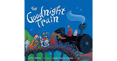 The Goodnight Train (board book)