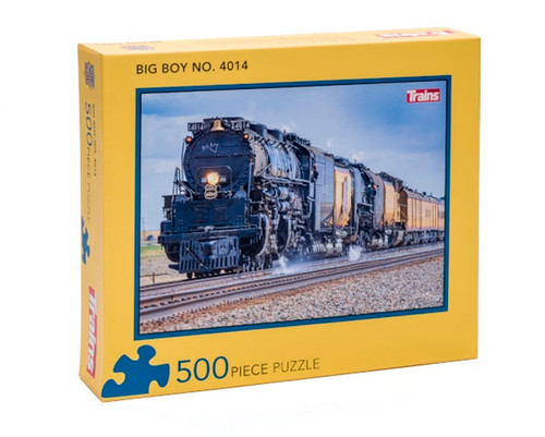 Big Boy No. 4014  500-piece puzzle