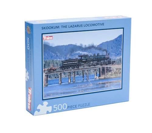 Skookum: The Lazarus Locomotive 500-piece puzzle