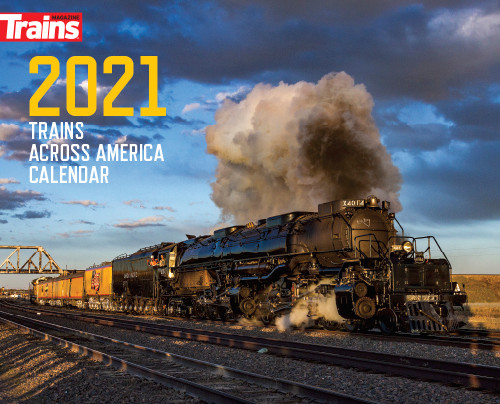 2021 Trains Across America Calendar
