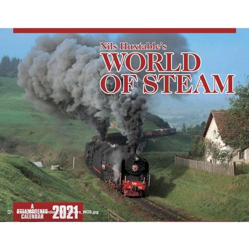 Nils Huxtable's World of Steam Calendar