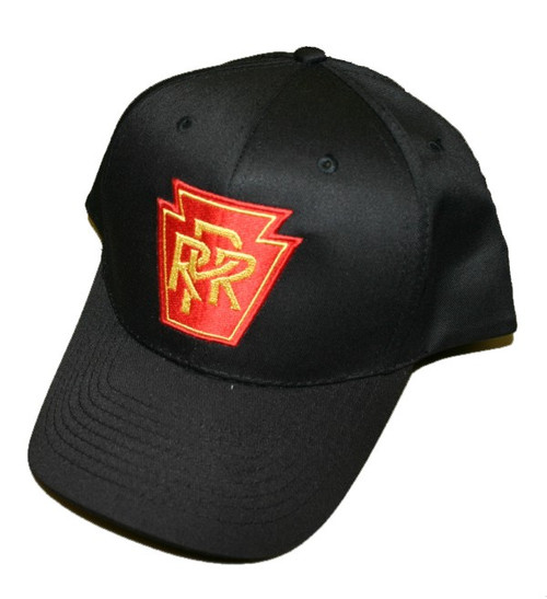 PRR (Pennsylvania Railroad) Hat (black)