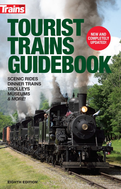 Tourist Trains Guidebook 8th Edition