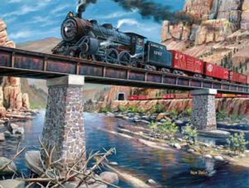 Stone, Steel & Steam 300-piece puzzle